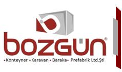 Bozgun Konteyner Karavan Baraka Prefabrik Ltd. Şti